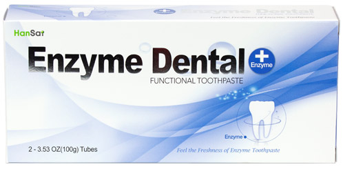 Enzyme Dental detail 1