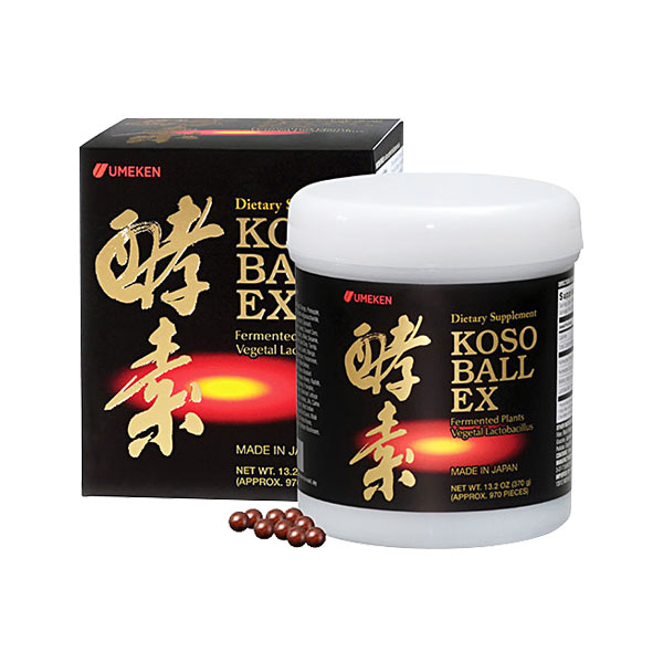 Koso Ball EX(Viên Enzim) / Dùng khoảng 4 tháng (970 viên)