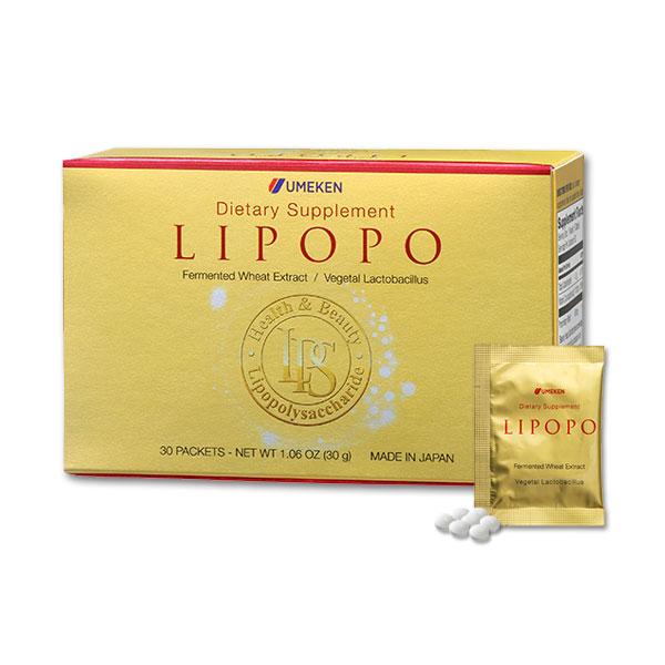 Lipopo脂多醣(丸) / 約1個月用量(30包)