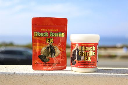 black garlic detail image3