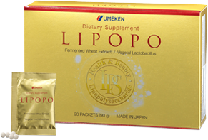 Lipopo / 1 mth supply (30 packets)