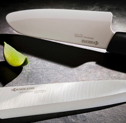 Kyocera Ceramic Knives Detail 2