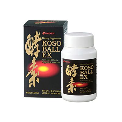 Special Koso Ball EX - Enzyme / 40 day supply (340 balls)