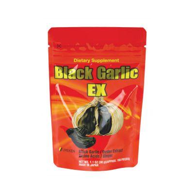 Fermented Black Garlic EX / Dùng khoảng 3 tháng (khoảng 900 viên)