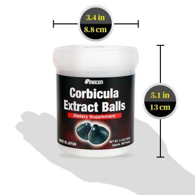 Corbicula Extract Balls / 3 mth supply (900 balls)