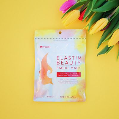 Elastin Beauty Mask Pack