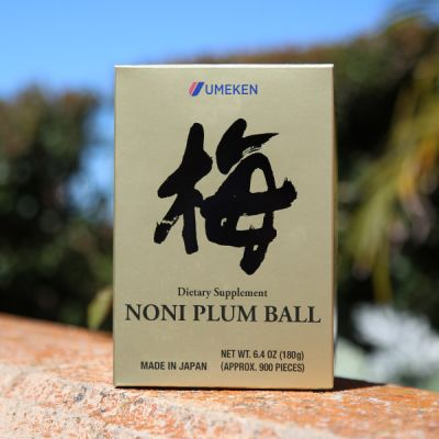Noni Plum Ball EX (180g) / 3 mth supply