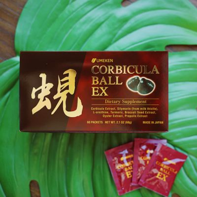 Corbicula Ball EX (60 packets) / 2 mth